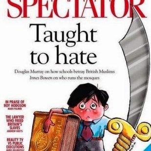 the spectator dergisi kapagi