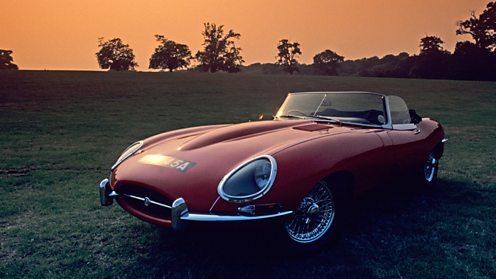 E-Model Jaguar