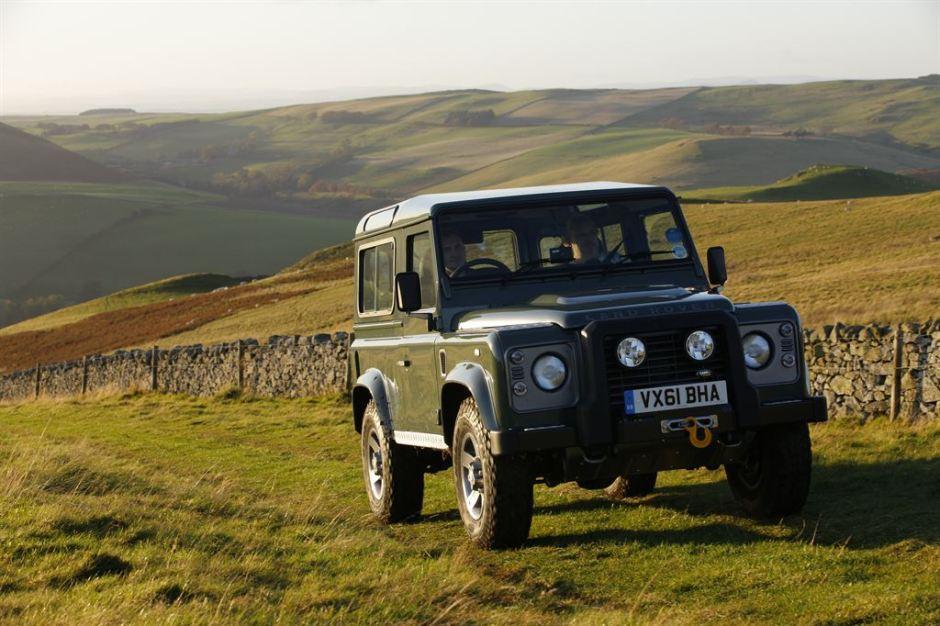 Land Rover 1948