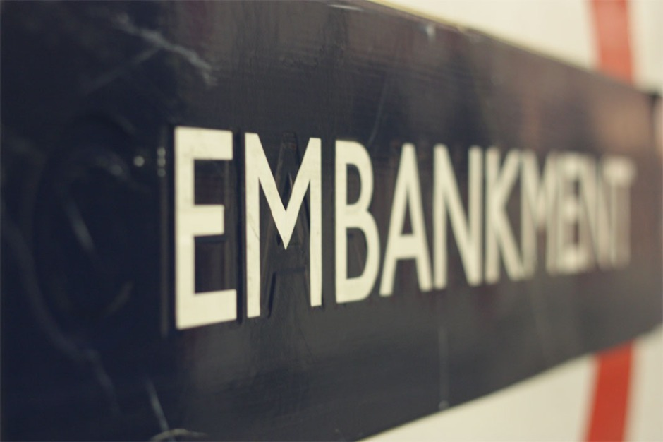 Embankment 3